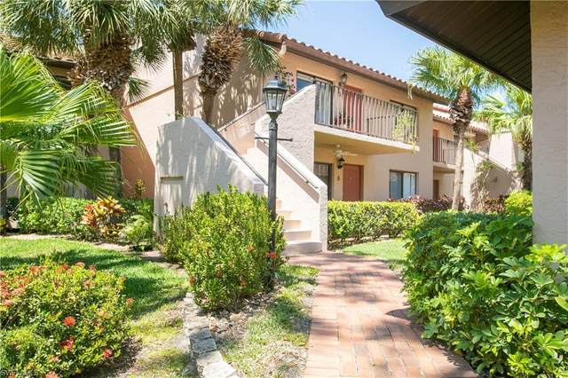 3243 Horse Carriage Way #106, Naples, FL 34105 (MLS #221034501) :: Coastal Luxe Group Brokered by EXP