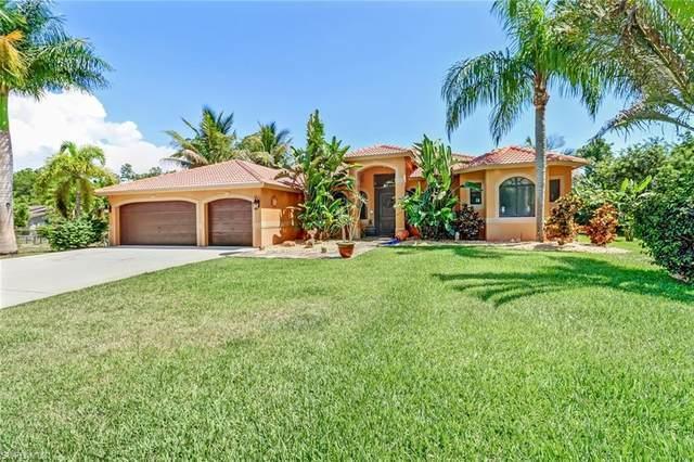 1160 22nd Ave NE, Naples, FL 34120 (MLS #221034582) :: Premiere Plus Realty Co.