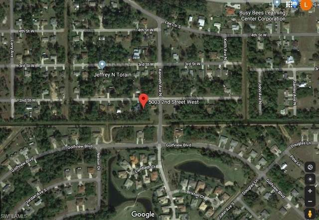 5003 2nd St W, Lehigh Acres, FL 33971 (MLS #221034602) :: Waterfront Realty Group, INC.