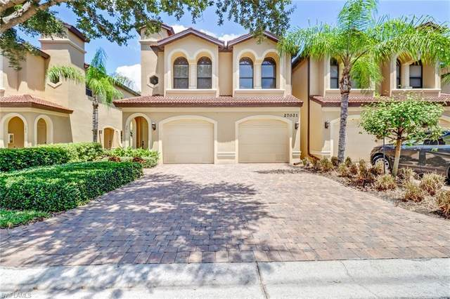 27021 Serrano Way #201, Bonita Springs, FL 34135 (MLS #221034826) :: Domain Realty