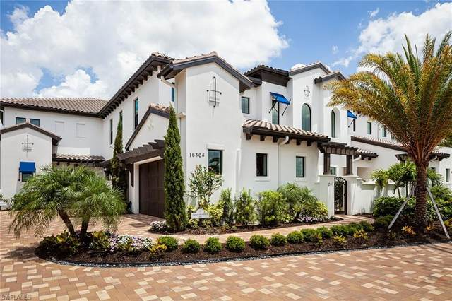 16304 Corsica Way #201, Naples, FL 34110 (MLS #221034868) :: Coastal Luxe Group Brokered by EXP