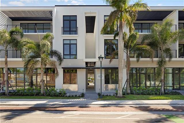 850 Central Ave #207, Naples, FL 34102 (MLS #221034903) :: Bowers Group | Compass