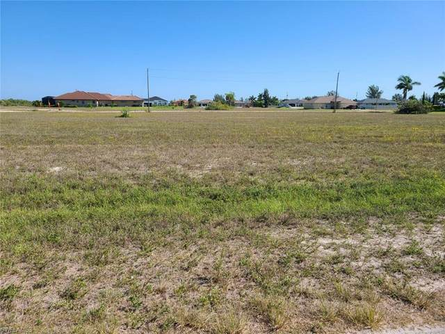 4633 NW 31st Ter, Cape Coral, FL 33993 (MLS #221034937) :: Domain Realty