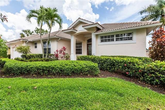 8963 Pond Lily Ct, Naples, FL 34113 (#221035029) :: The Dellatorè Real Estate Group