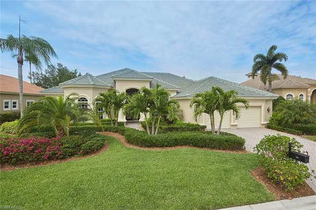460 Terracina Way, Naples, FL 34119 (MLS #221035078) :: Premier Home Experts
