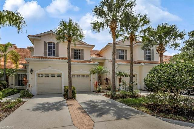 4650 Winged Foot Ct #203, Naples, FL 34112 (MLS #221035104) :: Coastal Luxe Group Brokered by EXP