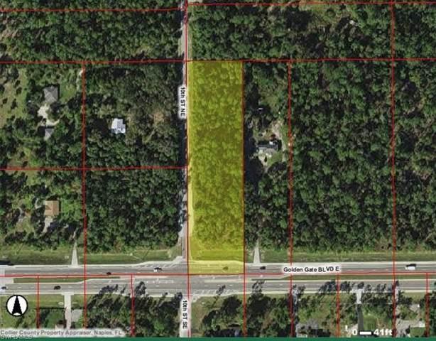 10th St NE, Naples, FL 34120 (#221035167) :: The Dellatorè Real Estate Group