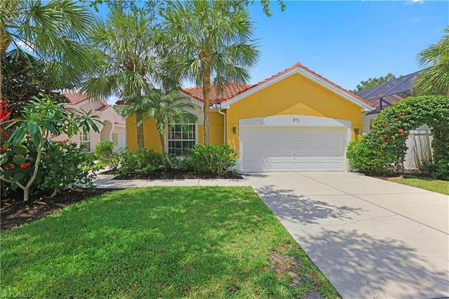 371 Pindo Palm Dr, Naples, FL 34104 (MLS #221035272) :: BonitaFLProperties