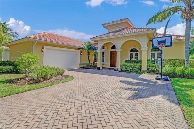 360 Saddlebrook Ln, Naples, FL 34110 (MLS #221035280) :: #1 Real Estate Services
