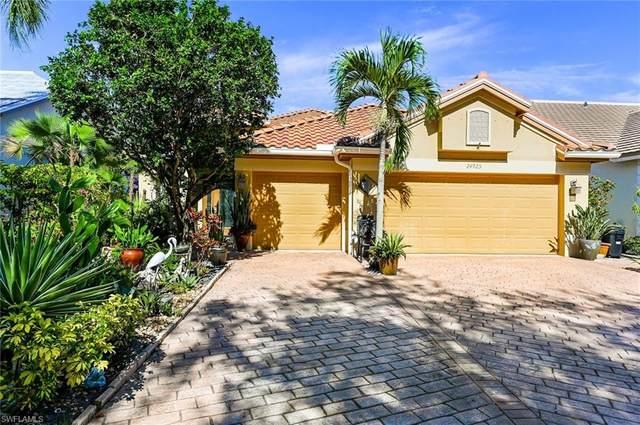 24925 Bay Cedar Dr, Bonita Springs, FL 34134 (MLS #221035416) :: Tom Sells More SWFL | MVP Realty