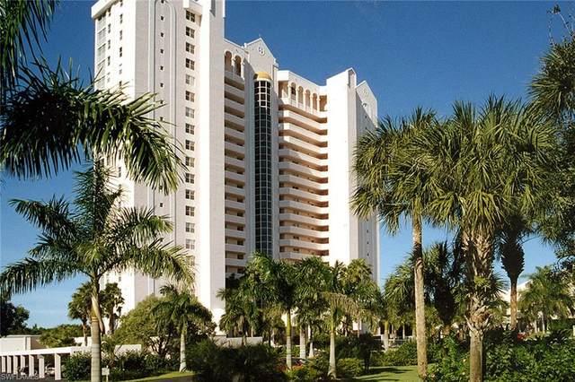 6101 Pelican Bay Blvd #703, Naples, FL 34108 (MLS #221035435) :: Team Swanbeck