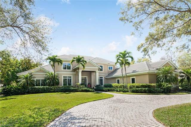4724 Pond Apple Dr N, Naples, FL 34119 (#221035469) :: Equity Realty