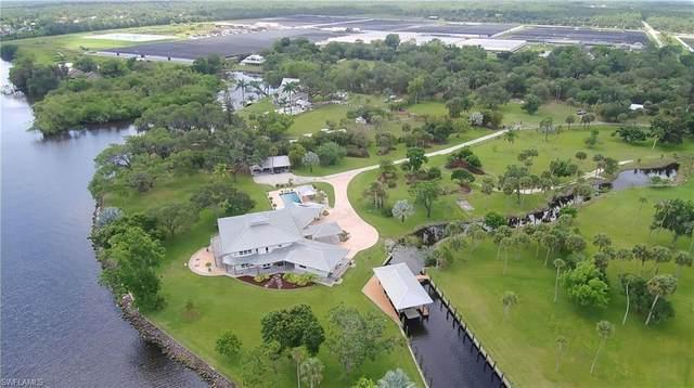 20031 S River Rd, Alva, FL 33920 (#221035548) :: Earls / Lappin Team at John R. Wood Properties