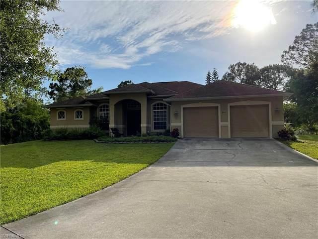 461 31st St SW, Naples, FL 34117 (MLS #221035624) :: #1 Real Estate Services