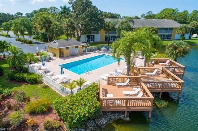 1290 Yesica Ann Cir G-203, Naples, FL 34110 (MLS #221035685) :: Eric Grainger   Jason Mitchell Real Estate