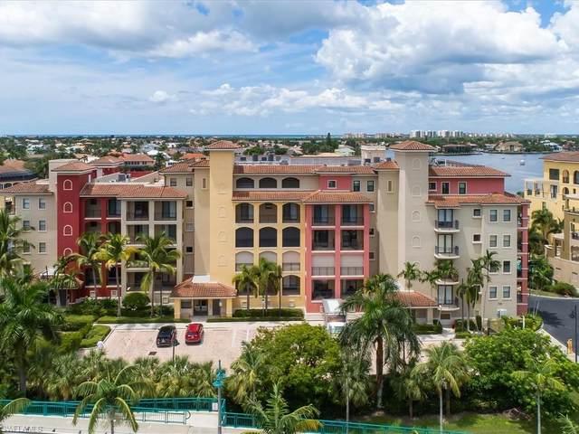 720 N Collier Blvd #501, Marco Island, FL 34145 (MLS #221035699) :: Domain Realty