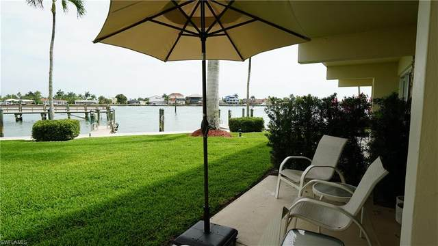 1215 Edington Pl J-3X, Marco Island, FL 34145 (#221035832) :: The Dellatorè Real Estate Group