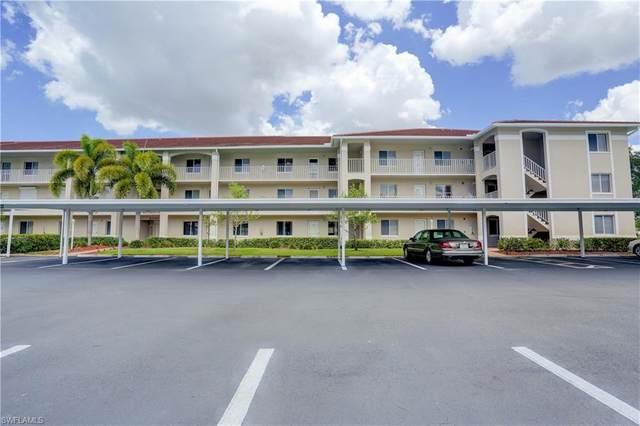 6985 Dennis Cir H-306, Naples, FL 34104 (#221035834) :: The Dellatorè Real Estate Group