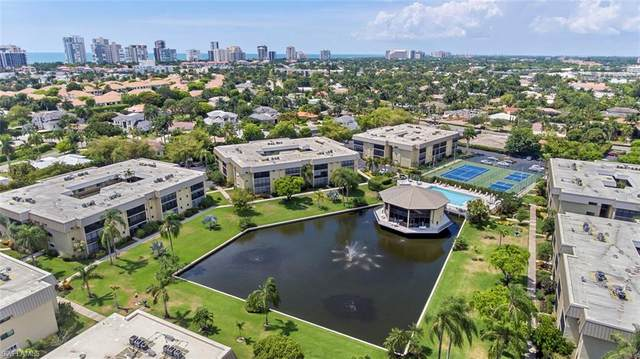 788 Park Shore Dr E14, Naples, FL 34103 (#221035878) :: The Dellatorè Real Estate Group