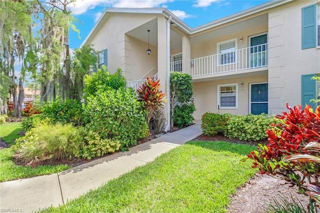 1710 Kings Lake Blvd 4-101, Naples, FL 34112 (MLS #221036074) :: Avantgarde