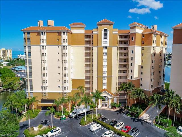 400 Flagship Dr #402, Naples, FL 34108 (MLS #221036084) :: Clausen Properties, Inc.