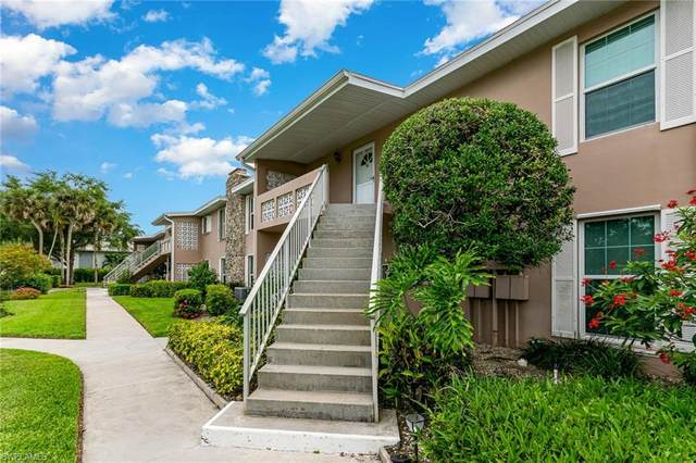 221 Cypress Way E #205, Naples, FL 34110 (MLS #221036134) :: Medway Realty