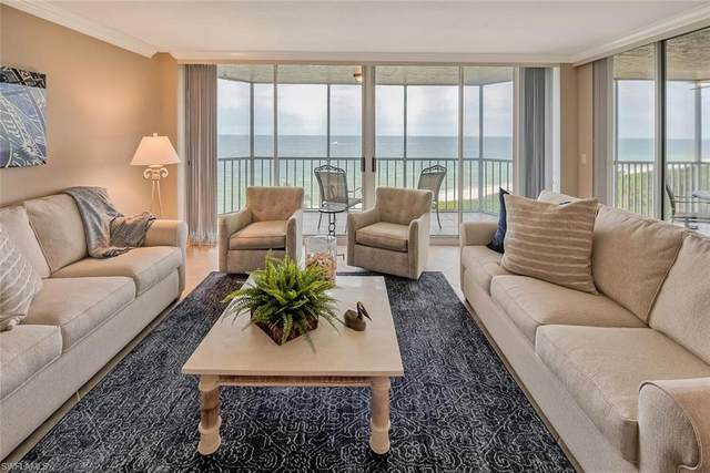 10701 Gulf Shore Dr #702, Naples, FL 34108 (MLS #221036160) :: Bowers Group | Compass