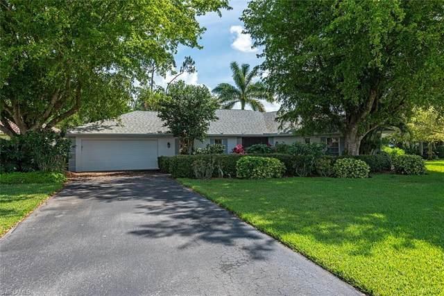 440 Widgeon Pt #8, Naples, FL 34105 (#221036186) :: The Dellatorè Real Estate Group