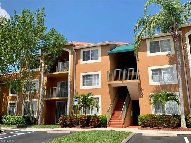 1170 Wildwood Lakes Blvd #206, Naples, FL 34104 (MLS #221036213) :: Wentworth Realty Group