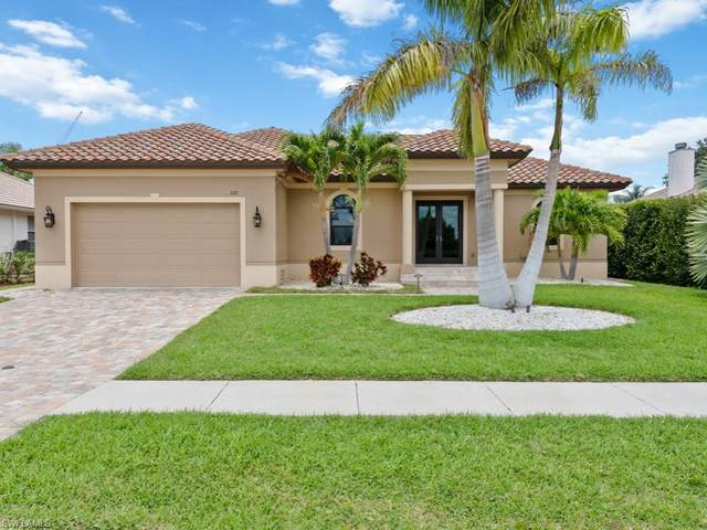 172 Landmark St, Marco Island, FL 34145 (MLS #221036263) :: The Naples Beach And Homes Team/MVP Realty