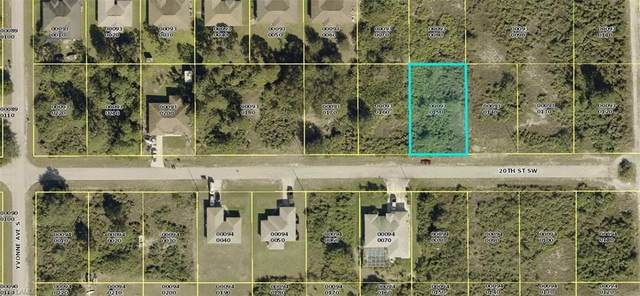 3706 20th St SW, Lehigh Acres, FL 33976 (MLS #221036459) :: Wentworth Realty Group