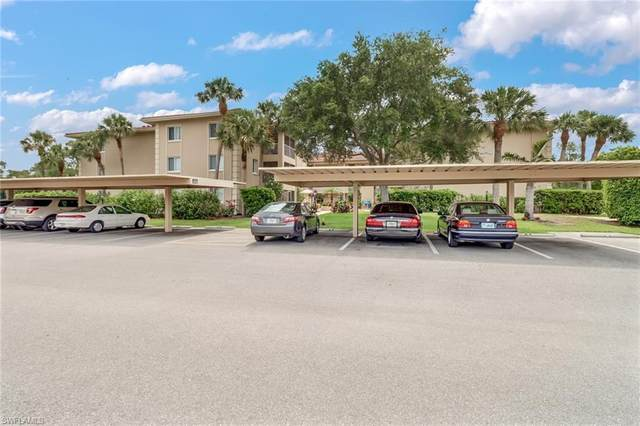 1051 Foxfire Ln #301, Naples, FL 34104 (MLS #221036586) :: The Naples Beach And Homes Team/MVP Realty