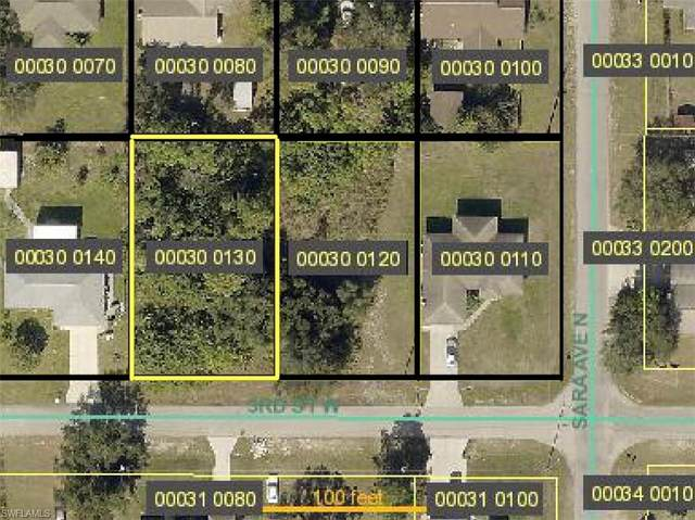3504 3rd St W, Lehigh Acres, FL 33971 (MLS #221036953) :: The Naples Beach And Homes Team/MVP Realty