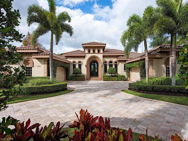 16539 Cellini Ln, Naples, FL 34110 (#221037044) :: Equity Realty