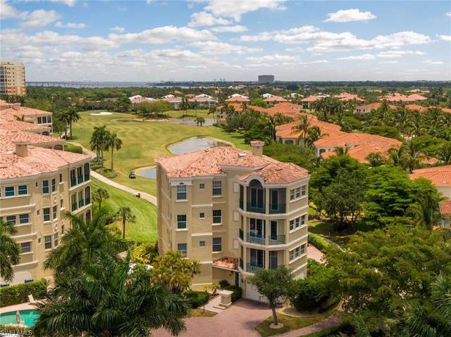 11150 Harbour Yacht Ct C, Fort Myers, FL 33908 (MLS #221037176) :: Realty World J. Pavich Real Estate