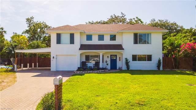 2918 Randall Cir, Naples, FL 34104 (MLS #221037279) :: Premiere Plus Realty Co.