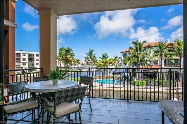1540 5th Ave S D-202, Naples, FL 34102 (#221037326) :: The Dellatorè Real Estate Group
