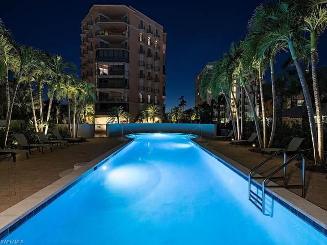 1221 Gulf Shore Blvd N #401, Naples, FL 34102 (MLS #221037901) :: Avantgarde