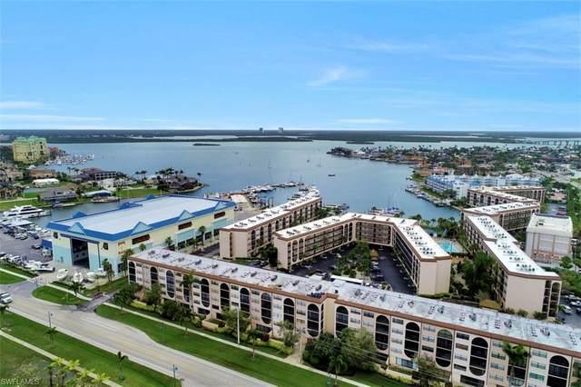 1024 Anglers Cv C-210, Marco Island, FL 34145 (MLS #221038213) :: Avantgarde
