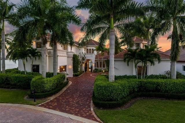 17981 Via Bellamare Ln, Miromar Lakes, FL 33913 (MLS #221038562) :: Realty World J. Pavich Real Estate