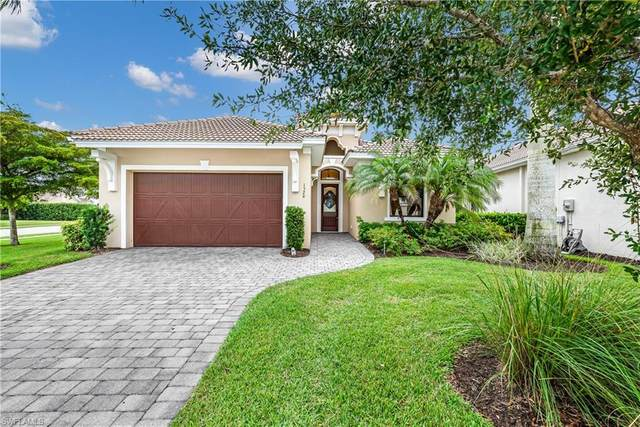 1520 Raffina Ct, Naples, FL 34105 (MLS #221038612) :: Realty One Group Connections