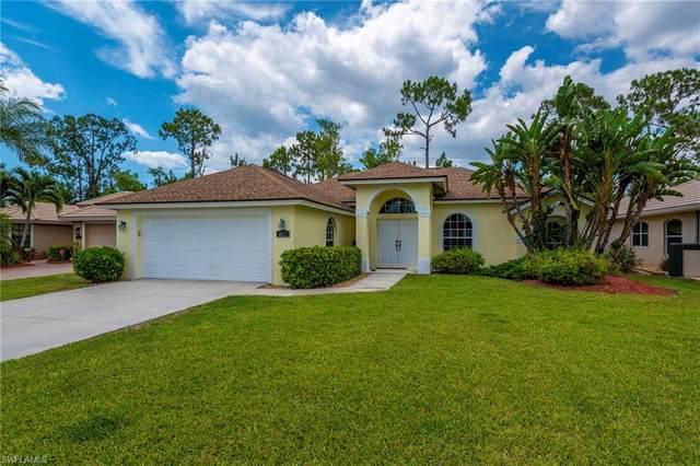 1017 Tivoli Ct, Naples, FL 34104 (MLS #221038949) :: Domain Realty