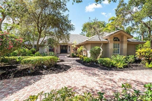 3391 Riverpark Ct, Bonita Springs, FL 34134 (MLS #221039096) :: Realty World J. Pavich Real Estate