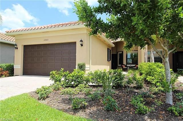 12063 Lakewood Preserve Pl, Fort Myers, FL 33913 (MLS #221039465) :: Realty World J. Pavich Real Estate