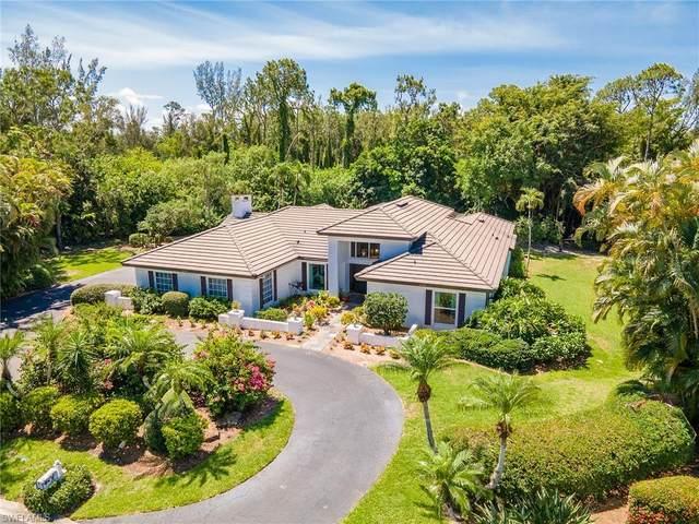 1490 Hummingbird Ln #88, Naples, FL 34105 (MLS #221039681) :: Realty World J. Pavich Real Estate