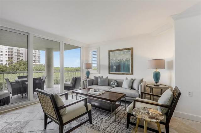50 Seagate Dr #104, Naples, FL 34103 (MLS #221039860) :: The Naples Beach And Homes Team/MVP Realty