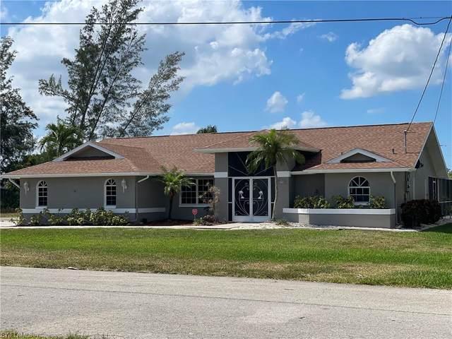 428 SE 23rd St, Cape Coral, FL 33990 (MLS #221040112) :: Avantgarde