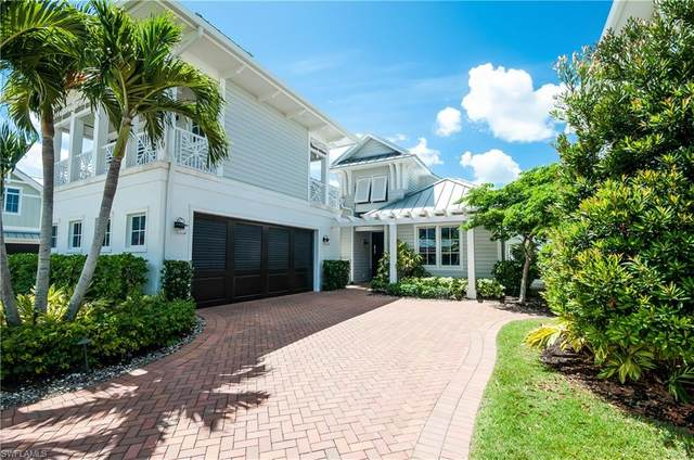1492 2nd Ave S, Naples, FL 34102 (MLS #221040400) :: Realty World J. Pavich Real Estate