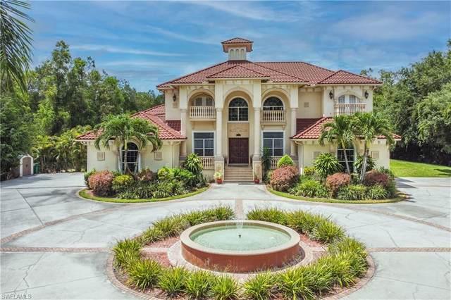 6080 Napa Woods Way, Naples, FL 34116 (MLS #221040781) :: Realty Group Of Southwest Florida