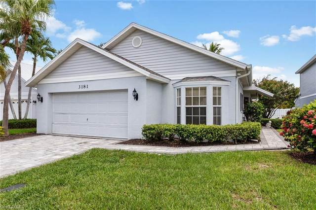 3181 Carriage Cir, Naples, FL 34105 (MLS #221040835) :: Realty World J. Pavich Real Estate